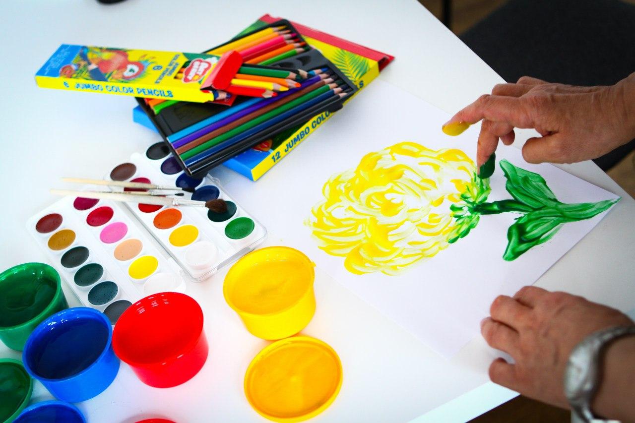 Рисование, как вид арт-терапии
