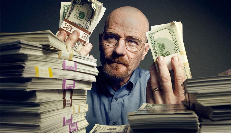 Мужчина и деньги - вещи совместимые