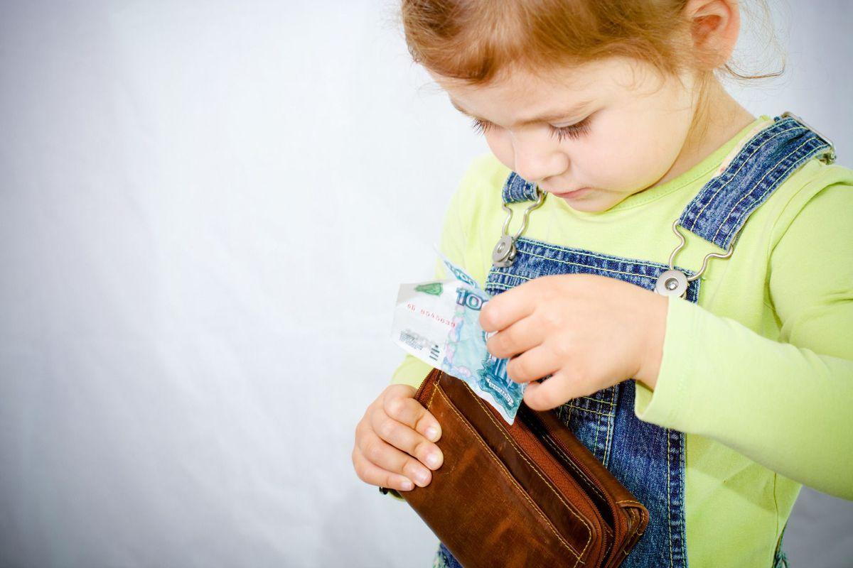 Ребенок ворует деньги у родителей