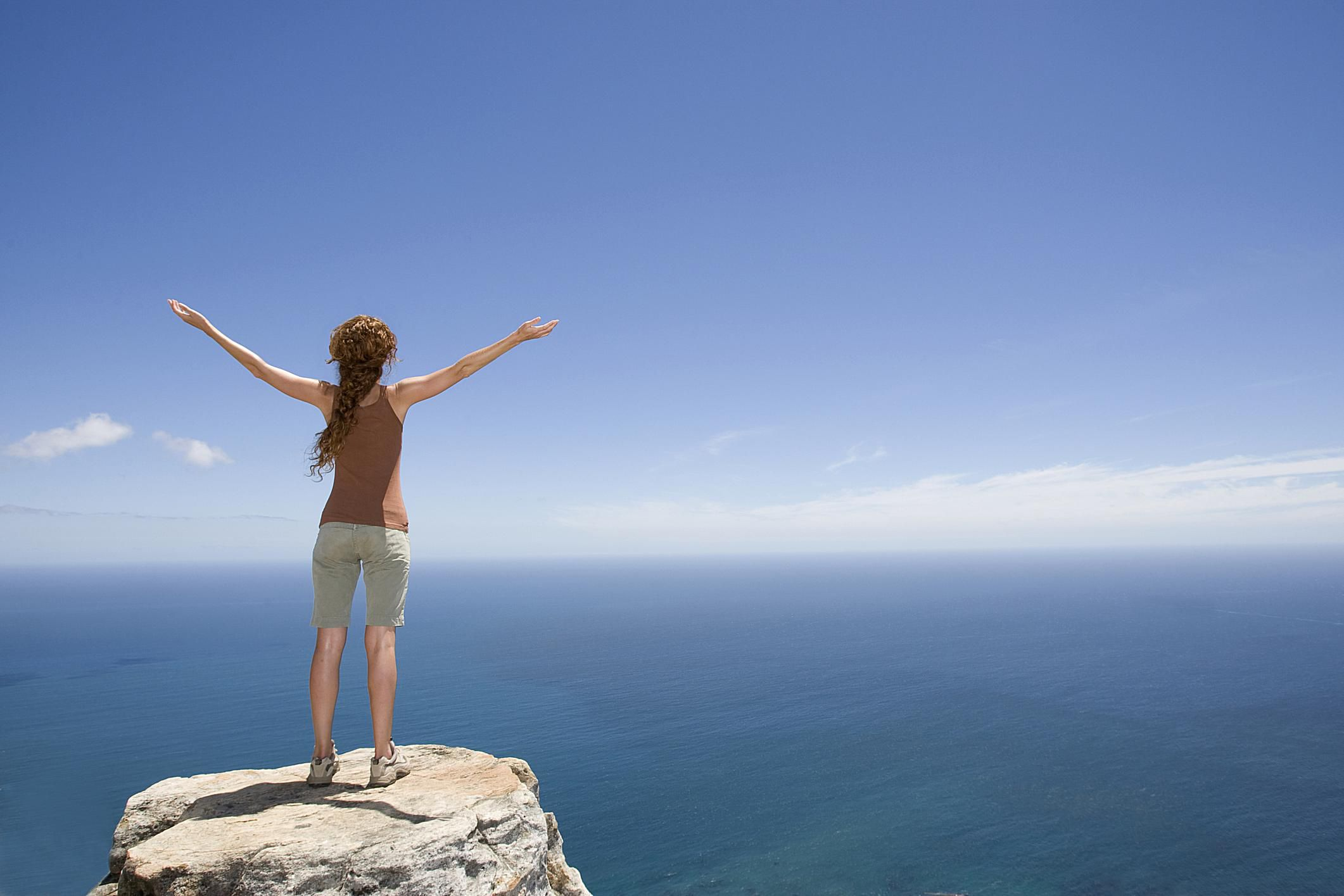 Избавление от страха высоты