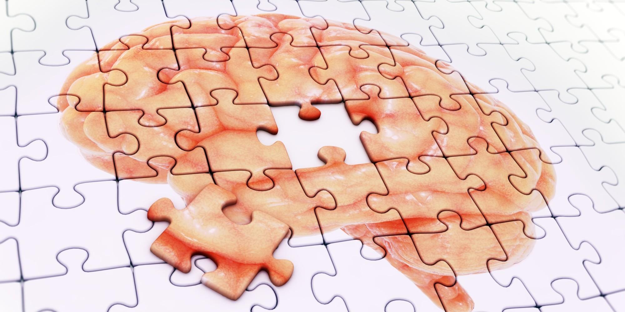 Нарушение когнитивных функций