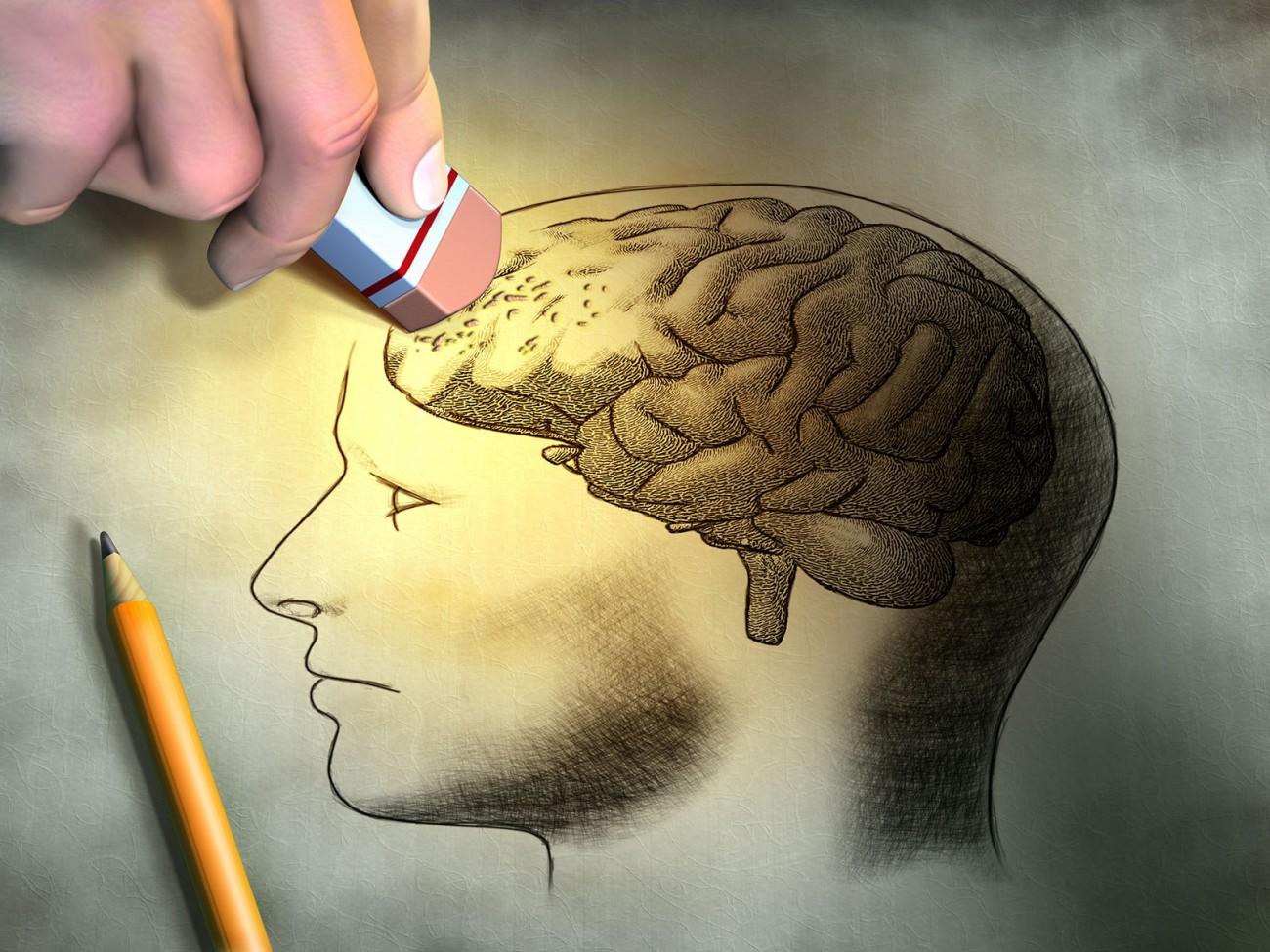 нарушение памяти