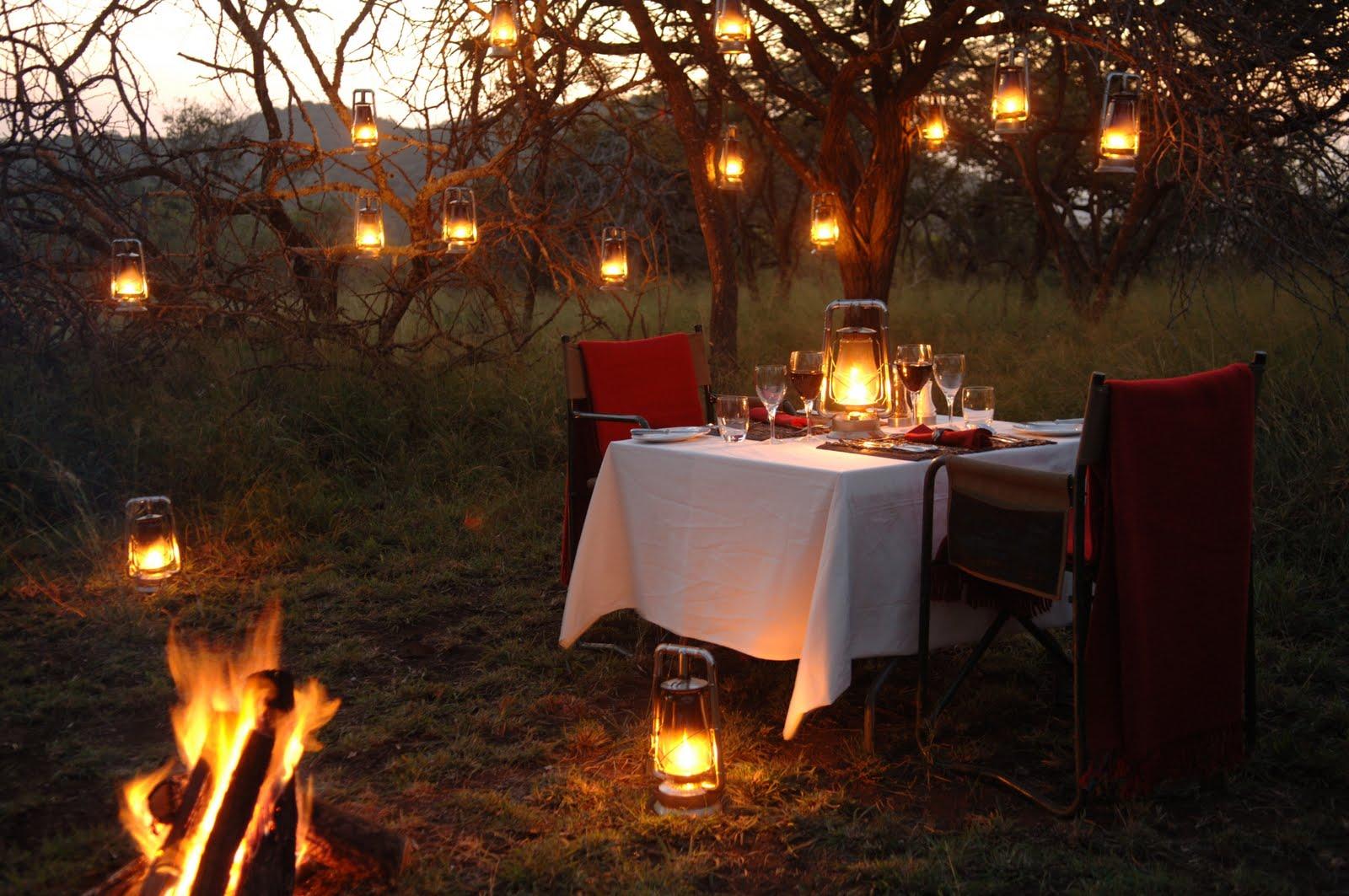 Креативные идеи романтического вечера