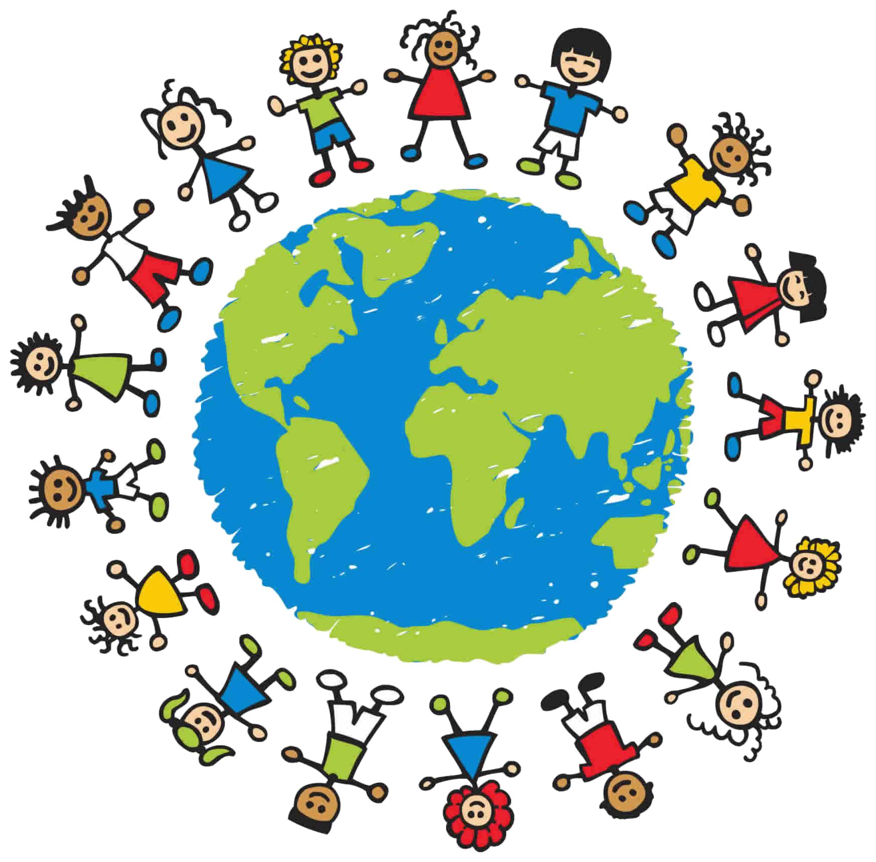 весь мир един