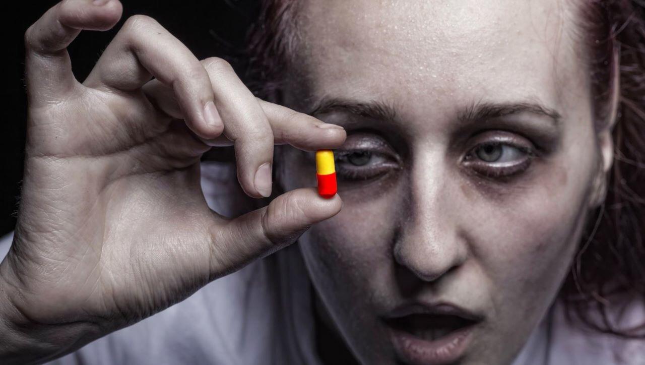 Зависимость от таблеток