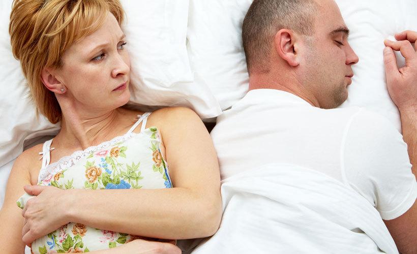 Почему муж постоянно недоволен причина