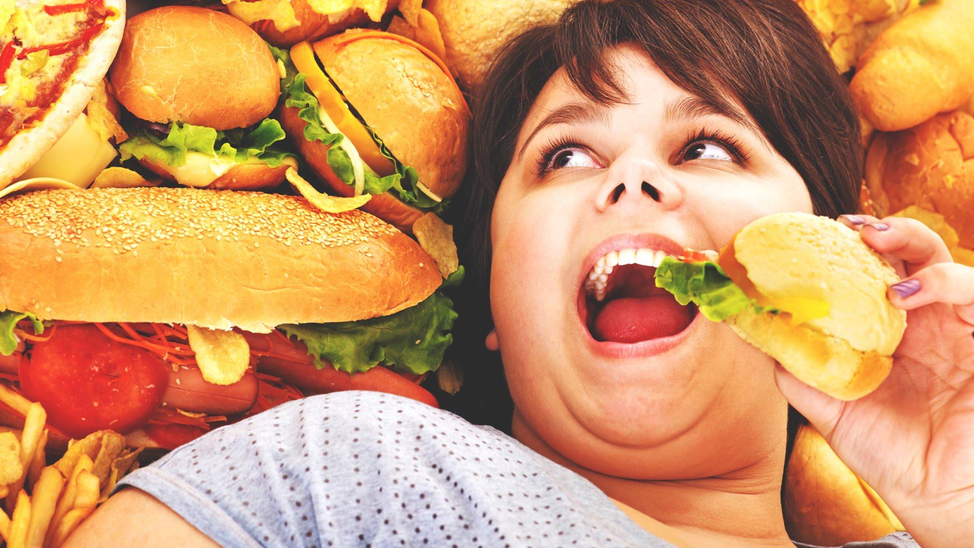 Как справиться с компульсивным перееданием?