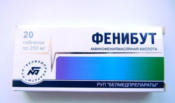 Фенибут