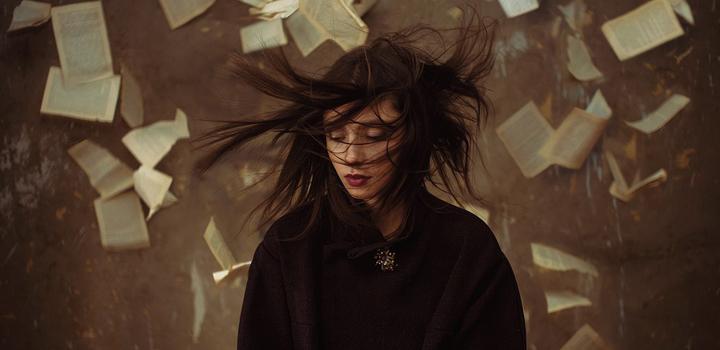 Хаос в жизни, потому что хаос в мыслях у меня…